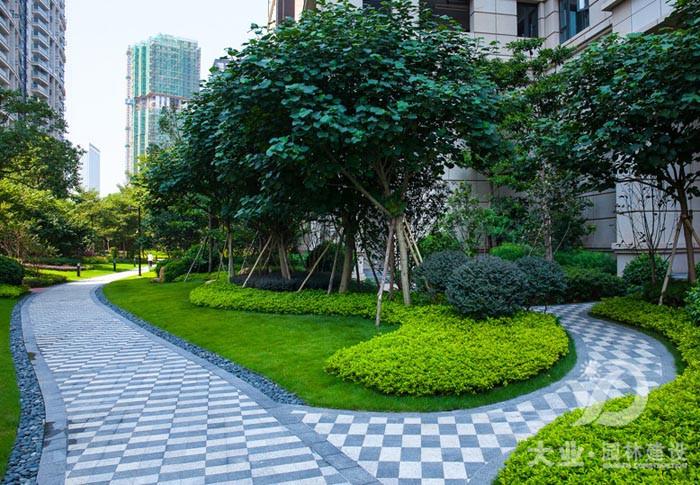 小区园林绿化养护