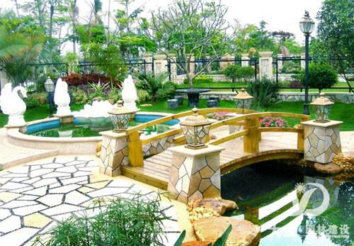 别墅园林绿化养护